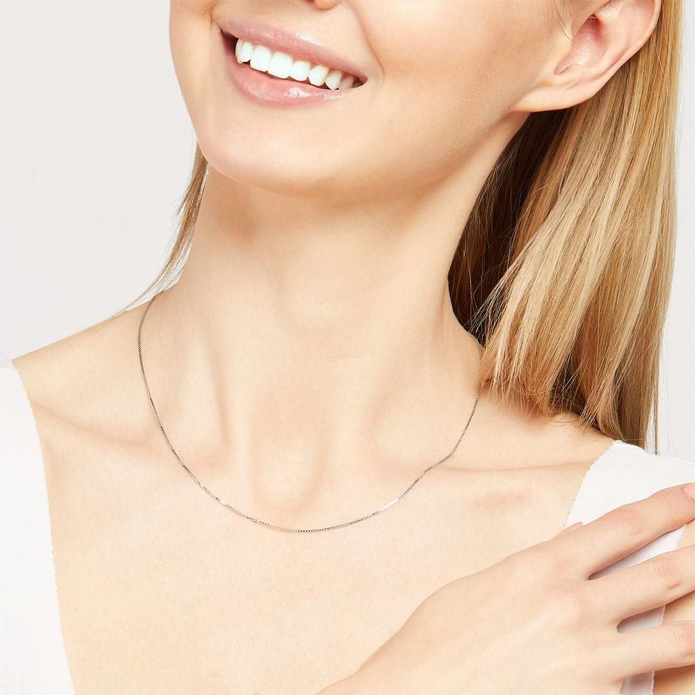 Catenina Silver Collection Argento