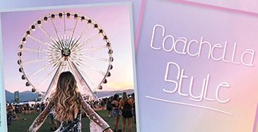 "COACHELLA STYLE: ""RAINBOW"" IS THE WORD!"