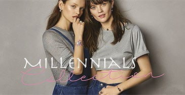 MILLENNIALS COLLECTION...EQUILIBRIO TRA CLASSICO E CONTEMPORANEO